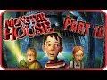 Monster House Walkthrough Part 10 (PS2, Gamecube) Game Movie Chapter 7