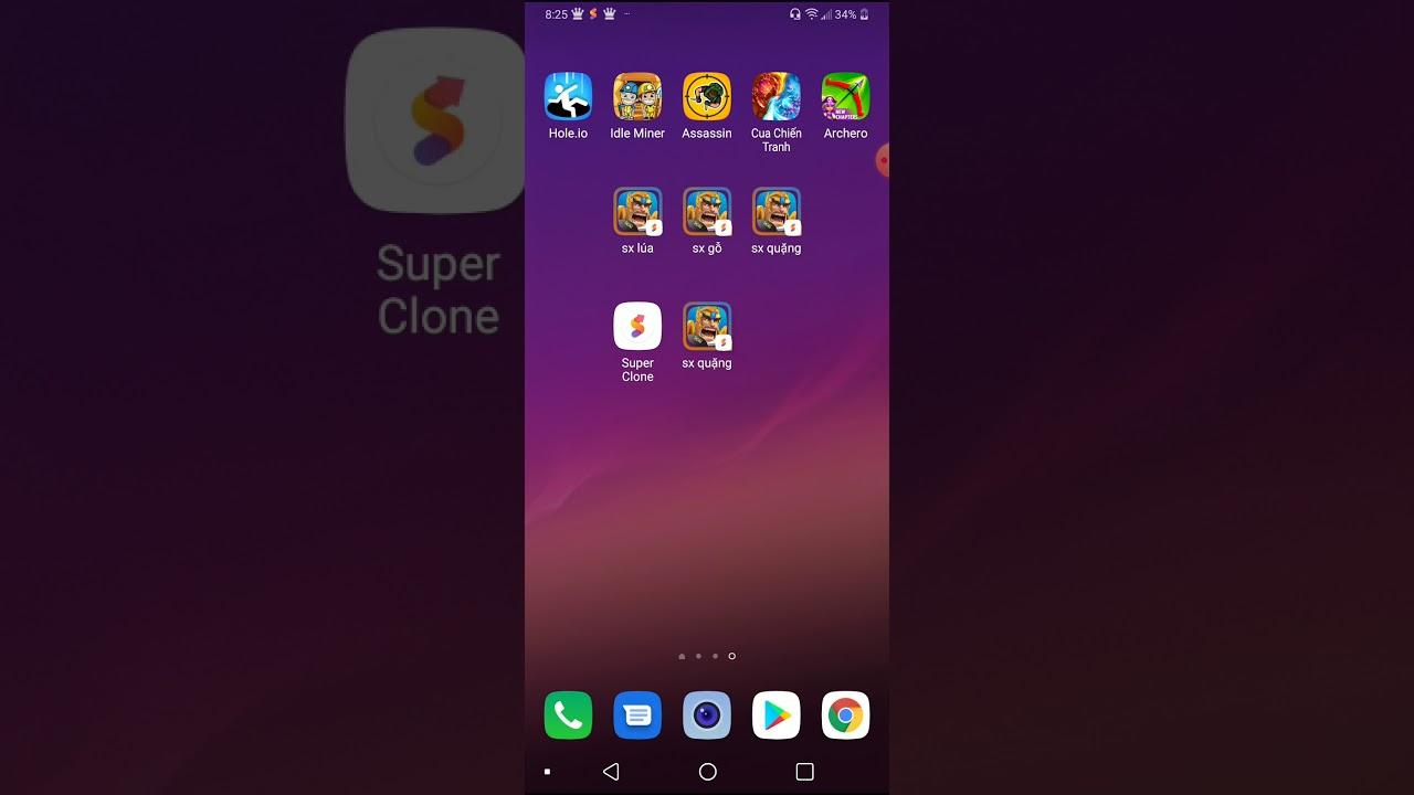 Chơi nhiều acc Lords Mobile trên điện thoại phần mềm free. | Lords Mobile