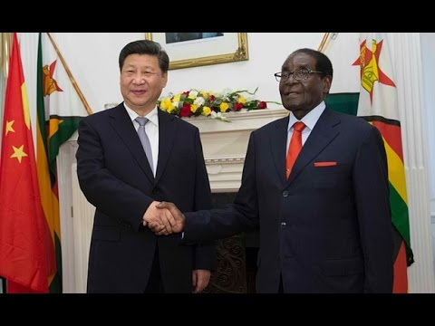 Zimbabwe To Make Chinese Yuan Legal Currency After Beijing Cancels $40m Debts