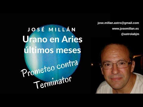 Urano en Aries: Prometeo contra Terminator