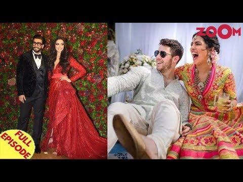Ranveer & Deepika host Mumbai reception   Priyanka Chopra is now Mrs Jonas & more