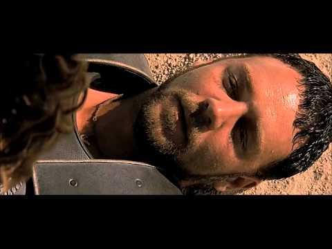 """GLADIATOR [2000] Scene: """"A dream that was Rome..."""""""