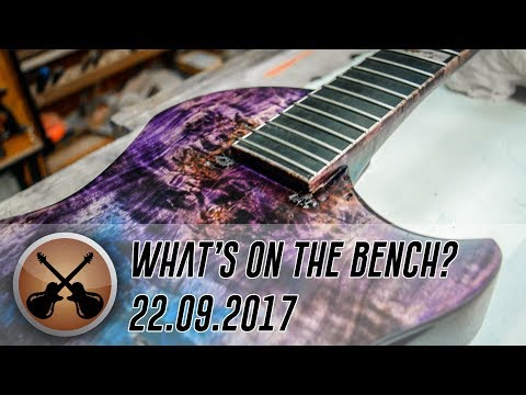 What's on the Bench? - 22/09/2017