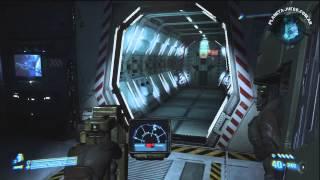 Aliens Colonial Marines Primeros Minutos Ingame en Español 720p HD Gameplay