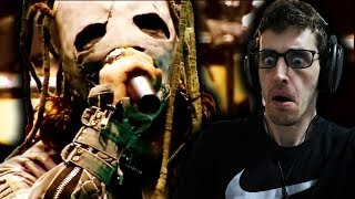 "Hip-Hop Head REACTS to SLIPKNOT: ""Disasterpiece"""