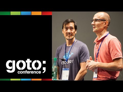 GOTO 2017 • Transforming Legacy Apps in the Enterprise: Soci