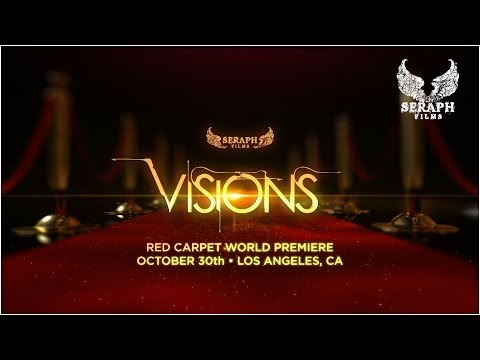 VISIONS: Red Carpet Premiere s  Tanya Gorlow and Nick Somers