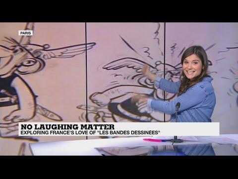 "Comic culture: exploring France's ""BD"" obsession"