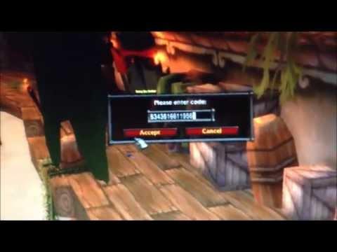 World Of Warcraft - Redeem A Spectral Tiger Code!