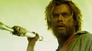 En el Corazón del Mar : Increíble Escena! (Chris Hemsworth y Tom Holland) [1080p] HD