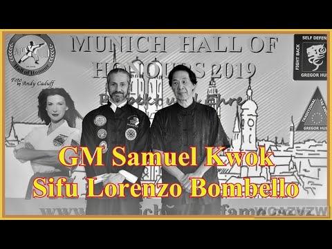 Hall Of Honour Munich 2019 GM Samuel Kwok