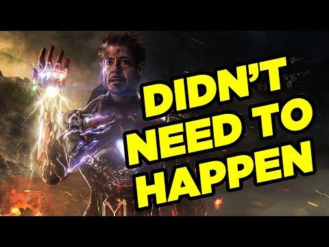 8 Inescapable Plot Holes In Avengers Endgame