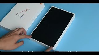 Xiaomi Mi Pad 4 Plus First Look - Budget Tablet /Snapdragon 660 - Unboxing & Hands On Overview