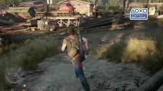 Days Gone - Announce Trailer | Extended gameplay walkthrough | E3 2016 | PS4