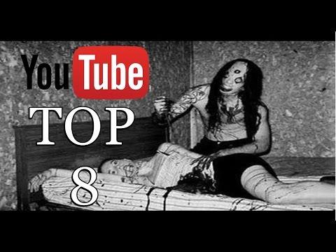 Los Vídeos De Youtube Mas Terroríficos Del Mundo TOP 8