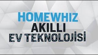 Homewhiz Akıllı Ev Teknolojisi Nedir?