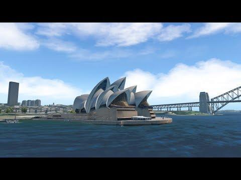 Australia Here We Come | Brisbane - Sydney - Melbourne | Zibo B737 800 3.34 | Vatsim | X-Plane 11