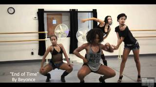 "Beyonce ""End of Time "" VYB Dance-Dreama Davidson GOGO Stiletto Class"