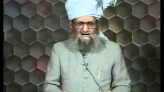 Urdu Dars Malfoozat #155, So Said Hazrat Mirza Ghulam Ahmad Qadiani(as), Islam Ahmadiyya