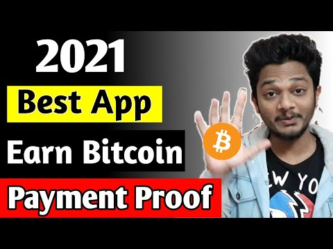 BEST BITCOIN EARNING APP IN INDIA 2020-2021 WITH PAYMENT PROOF | HOW TO EARN FREE BITCOIN