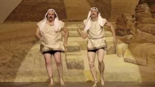 Toast of London - Sand Dance at Royal Variety Performance