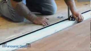 Panoramic Door Installation - Step 2: Installing the Panoramic Door Frame