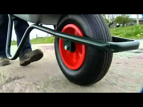 STARCO FLEX Lite - Puncture-free Trolley Wheels