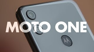 Hands-on do Motorola One: o primeiro em português!