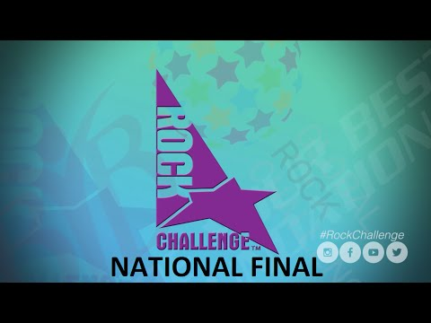 2015 Rock Challenge National Final Teams