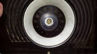 Vintage Radio Repair and Restoration, RCA Victor X551, Unboxing and Inspection, Part 1 of 13