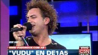C5N - MUSICA EN VIVO: VUDU EN DE 1 A 5