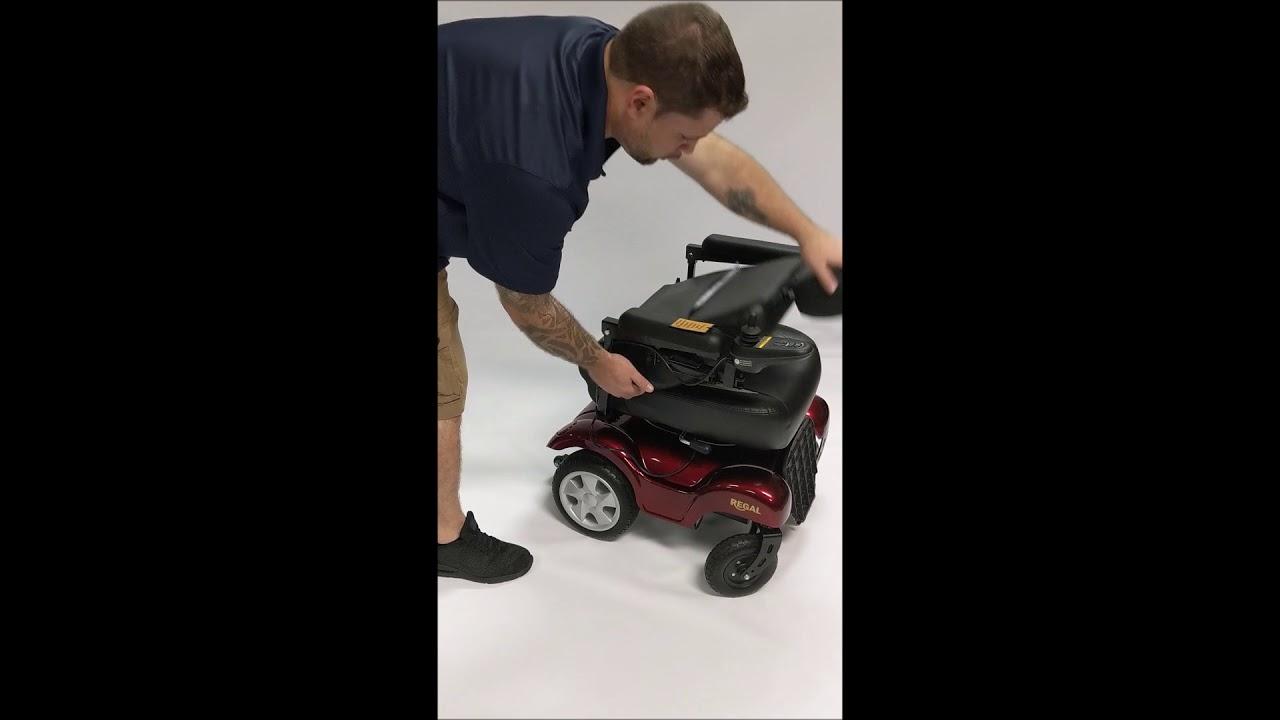 Merits Regal P310 Power Wheelchair Review