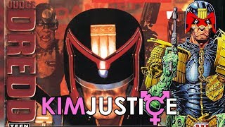 Judge Dredd Game Review Sega Mega Drive This Time It S LAW By Request Kim Justice
