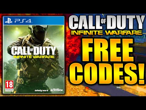 *NEW* FREE INFINITE WARFARE BETA CODES! HOW TO GET FREE INFINITE WARFARE BETA CODES XBOX ONE/PS4!