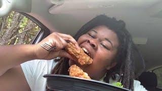 Bloveslife and StephAndTasha Subscribed to my Channel!!! Fried Chicken Carbang