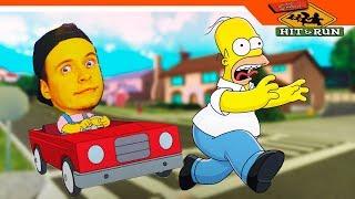 СИМПСОНЫ ГТА ► Simpsons Hit and Run прохождение