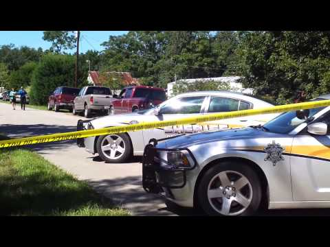 Raw Video - Fatal shooting in Eutawville