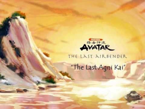 Avatar Music-The Last Agni Kai