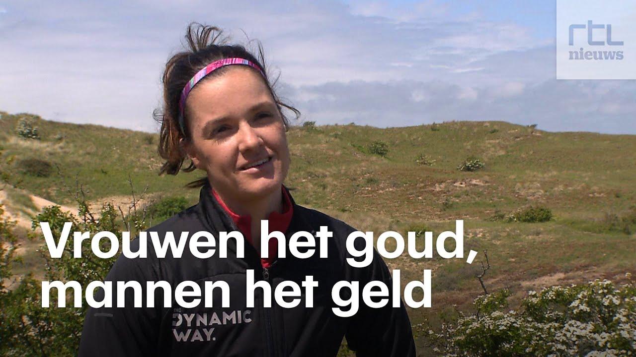 Vrouwen het goud, mannen het geld: hardloopster Jill is er klaar mee