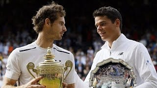 'Wait till next year': Fans react to Raonic's Wimbledon loss