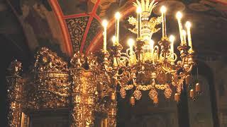 Кирие элейсон. Молитва братии монастыря.
