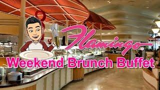 Vegas Buffet of Buffets - Pt 3: Paradise Garden Buffet @ Flamingo Las Vegas