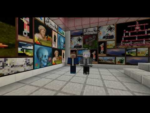 Final BBC News From Television Centre (Mock) (Minecraft Version)