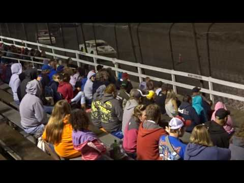 Macon Speedway John Osman Memorial 47 lap race 9 10 16 Part 1