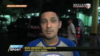 Kiper Arema, Ahmad Kurniawan, Tutup Usia