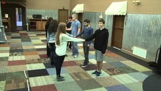 Minuet Ball Dance