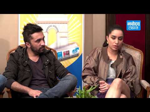 Exclusive interview of HASEENA PARKAR Team | हसीना पारकर | Shraddha Kapoor | Apoorva Lakhia