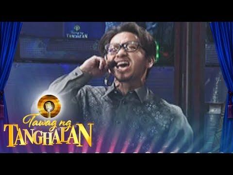 Tawag ng Tanghalan: Jhong sings with TNT daily contender, Roldan Nakpil