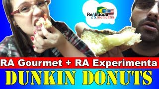 RA Gourmet #3 + RA Experimenta #14 - DUNKIN DONUTS