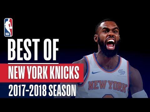 Best of New York Knicks | 2018 NBA Season
